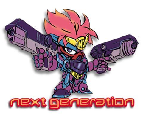 Next generation records logo tattoo sleeve ideas for Generation 8 tattoo