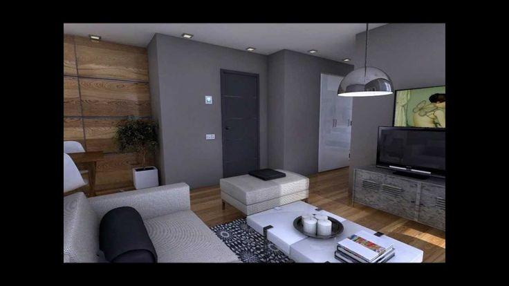 64 best ideas para mi departamento images on pinterest On diseño apartamento 50 m2