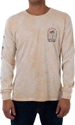 4b87aada468 KATIN Men s Arch Type Cloud Wash Crew T-Shirt