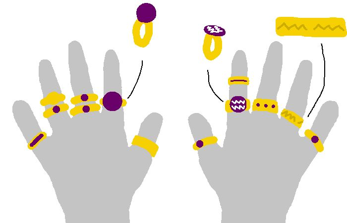 Eridan's rings (reference pic for when I am inevitably bullied into an Eridan cosplay)