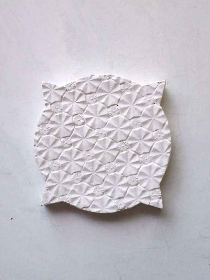 "Geometric sculpture, white Ottoman art white beach decor, barbed quatrefoil sculpture, wall hanging Ottoman art, graduation phi mu gift, 8"" by LouiseFultonStudio on Etsy $90 US"