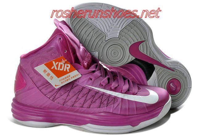 Pas Cher Femmes Nike Lunar Hyperdunk mignardise Metallic argent 2012 524934  001 Lebron James Chaussures for Hommes