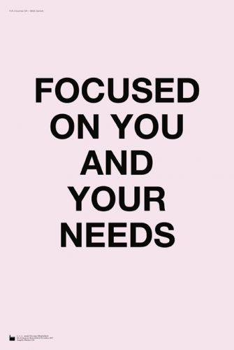Focus on you .....Schools Quotes, Stay Focused, Sterz Glashausch