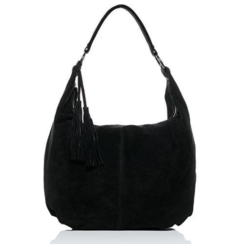 New Trending Shoulder Bags: BACCINI large shoulder bag - handbag SELINA - women`s bag black leather. BACCINI large shoulder bag – handbag SELINA – women`s bag black leather   Special Offer: $42.00      188 Reviews New and original shoulder bag by BACCINI Baccini di Milano – a premium brand which brings all the passion and elegance from Italy. please see the website of...
