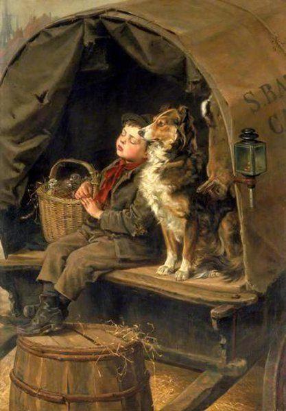 Ralph Hedley (1848 – 1913, English)