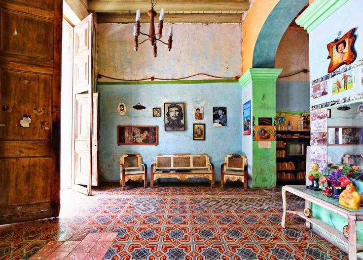 Maison de Chino |Werner Pawlok    «J'ai appris l'existence de certains de ces lieux par le bouche à oreille mais j'en ai trouvé la plupart en conduisant dans les rues de La Havane.»