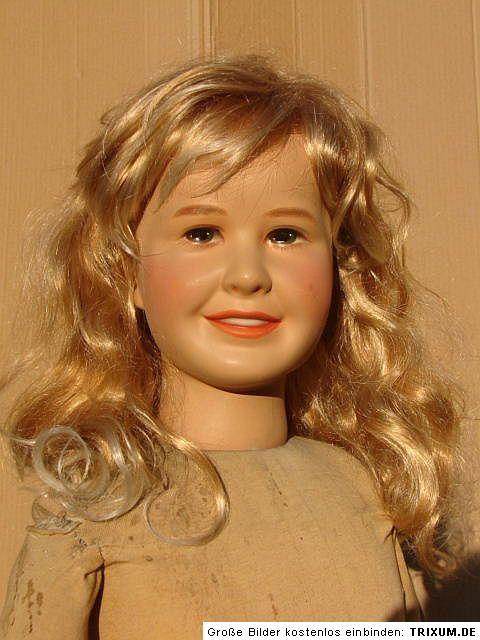 kruse doll antique   ... Mädchen Schaufensterpuppe lachendes Mannequin Käthe Kruse   eBay