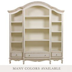 AFK Elena Three Piece Bookcase AFK305