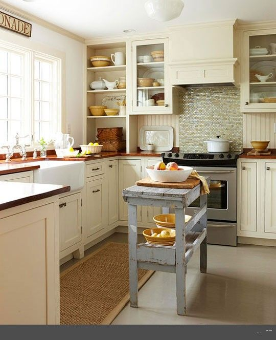 Best 20+ Country l shaped kitchens ideas on Pinterest | Farm style ...