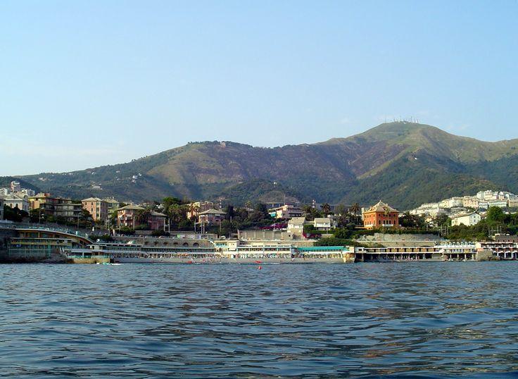 Genova - Quinto al mare