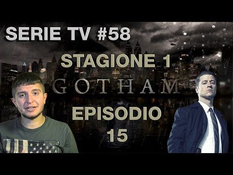 Gotham 1x15 - The Scarecrow - recensione episodio 15 stagione 1 - YouTube
