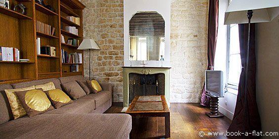 Apartment rental 1 bedroom Paris rue du Cherche-Midi 6th District - Nearest metro Sèvres-Babylone