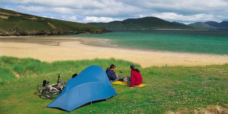 Wild Camping in Scotland... it's a great way to experience this magnificent country, and easy to do. Just be sure you follow the Outdoor Access code.