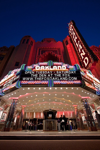 Fox Theatre, Oakland, CA