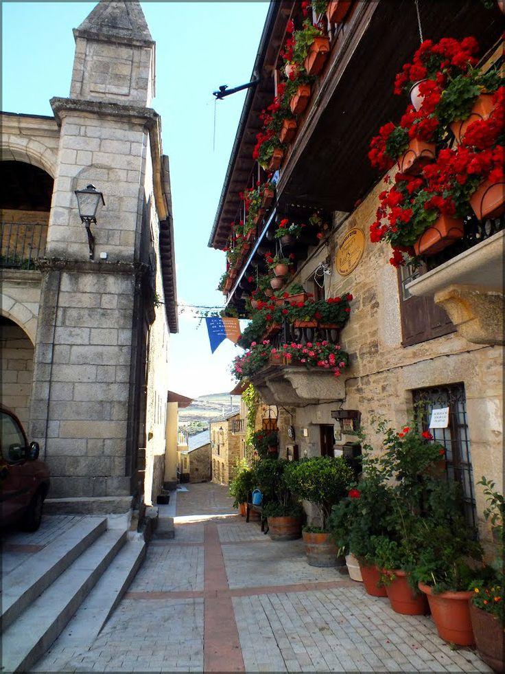Puebla de Sanabria, Zamora Spain