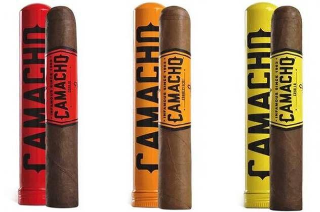 Camacho sigaren Honduras rood