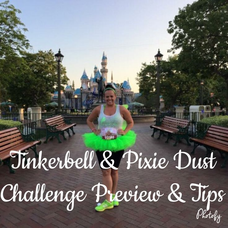 Are you running RunDisney's Tinkerbell Half Marathon or Pixie Dust Challenge? Check out our tips and preview of the race! #rundisney #disney #tinkerbell #pixiedust #pixiedustchallenge #tinkerbellhalfmarathon #13point1 #19point3 #tinkerbell #disneyland #californiaadventure #pinkcoasttocoast #coasttocoast
