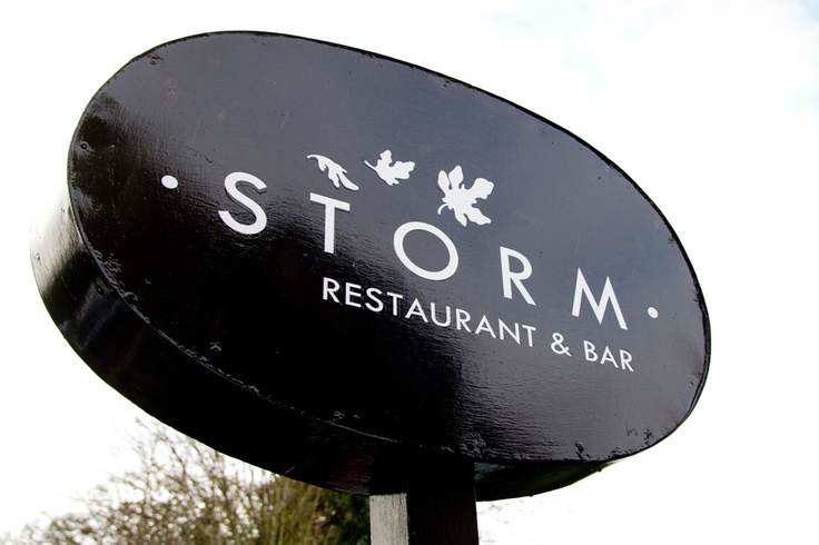 The home of Storm Restaurant