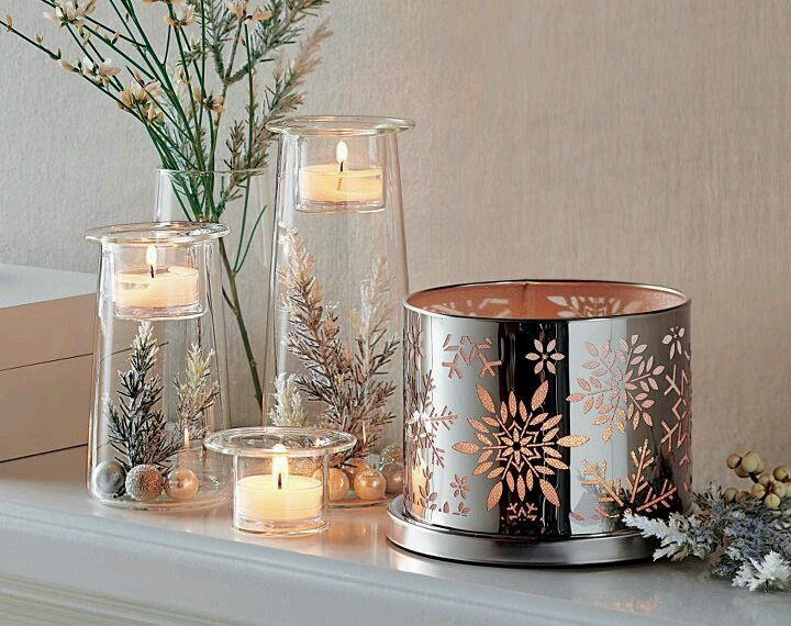 17 Best Images About PartyLite Candles Decorating Ideas On
