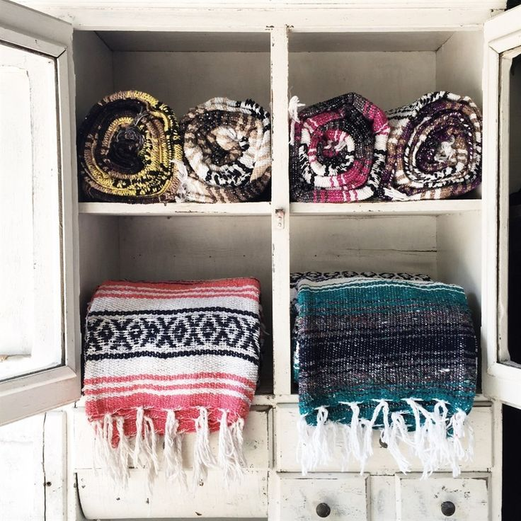 Mexican Blankets | Jane