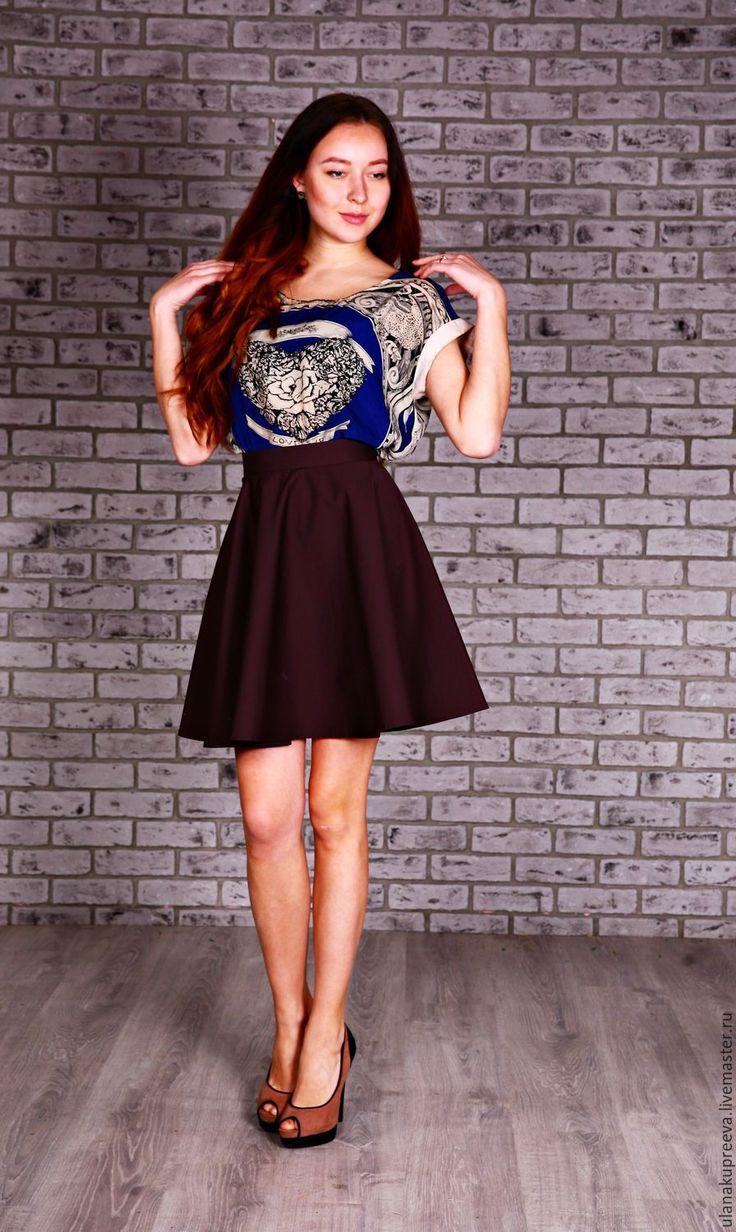 Купить Юбка солнце - юбка, купить юбку, юбка летняя, юбка солнце, юбка на заказ