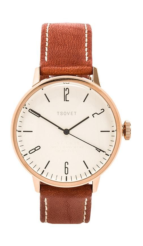 Rose  Champagne Watch