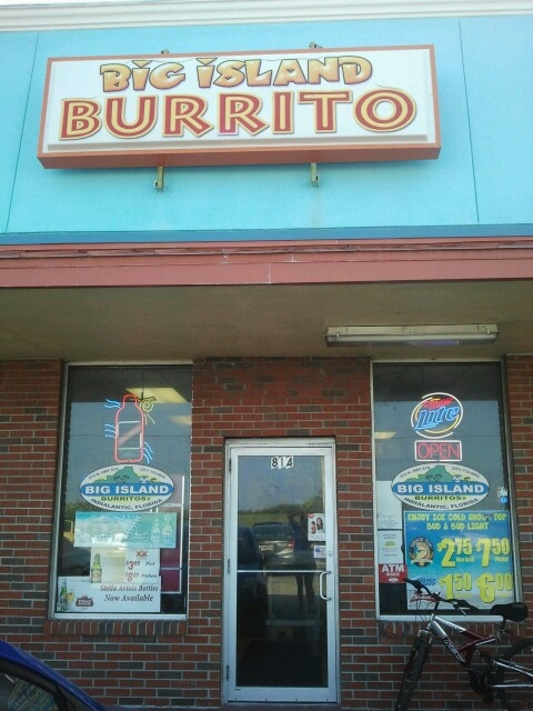 Big Island Burritos Indialantic Fl