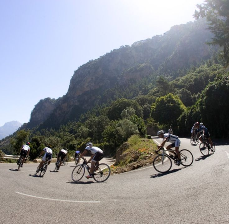 Improve your fitness, get some fresh air and admire beautiful scenery whilst cycling at Reads Hotel in Mallorca