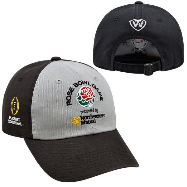 Florida State Seminoles vs. Oregon Ducks Top of the World 2015 College Football Playoff Rose Bowl Event Adjustable Hat – Gray - $18.99