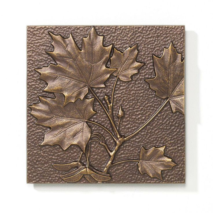 Maple Leaf Wall Decor | from hayneedle.com