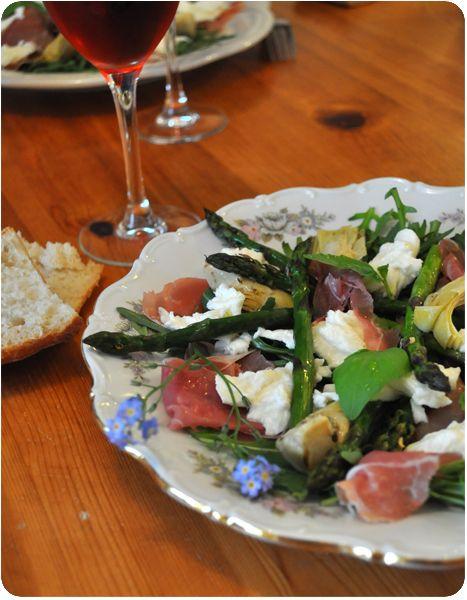 Les 309 meilleures images du tableau cuisine asperges sur pinterest recette de recettes de - Cuisiner les asperges vertes fraiches ...