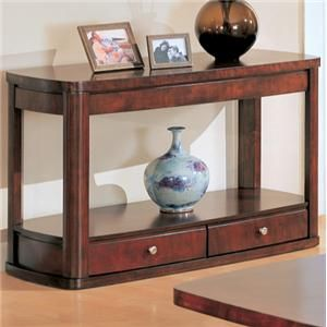 Sofa Table With Storage