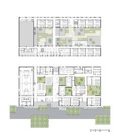 SHIBUKAWA EDER Architects, Kurt Kuball · SENIOR HIGH SCHOOL NEULENGBACH · Divisare