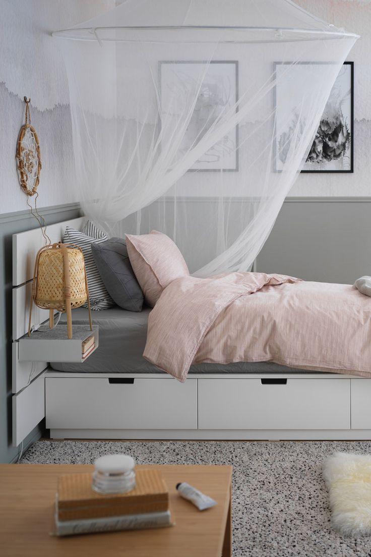 Ideen Kleines Schlafzimmer Einrichten Ikea
