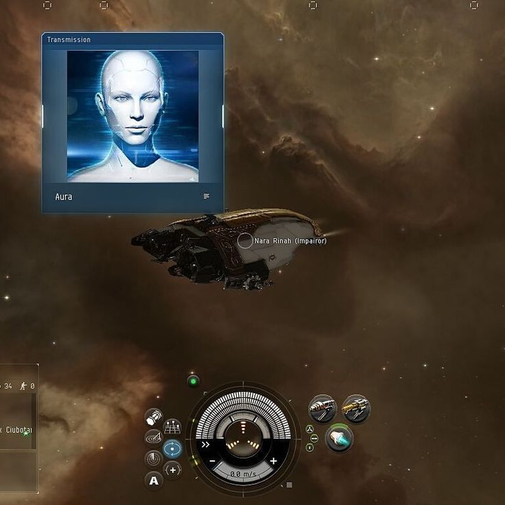 starting this new game... so freaking cewl. #EVEonline
