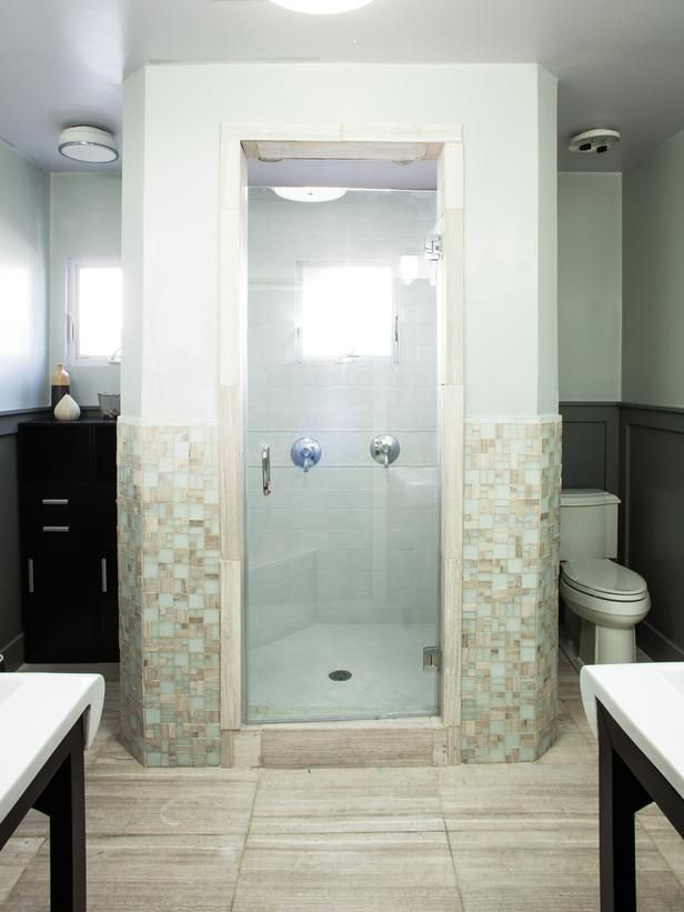 The Bathroom, After - Brother Vs. Brother: David Font's Best Designs on HGTV~AFTER