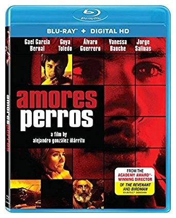 Emilio Echevarría & Gael García Bernal & Alejandro González Iñárritu-Amores Perros