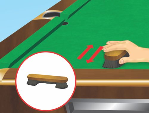 9 Tips on How to Clean a Felt Pool Table Top