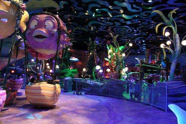 Tokyo DisneySea Tritons Kingdom Why Tokyo DisneySea Is A Must See