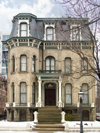 Keith Mansion Chicago