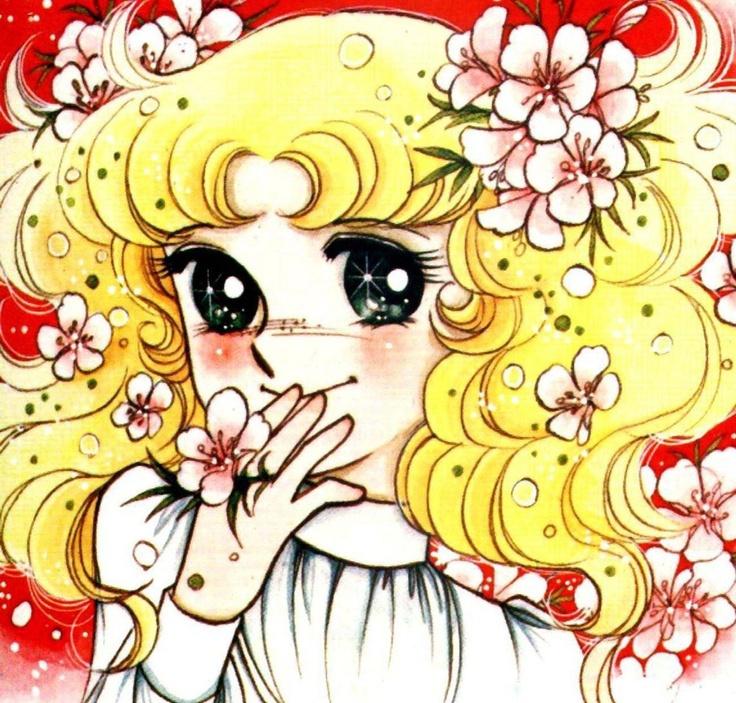 candy candy/ my fav cartoon as a little girl ^^,