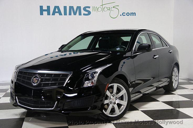 2014 Cadillac ATS 4dr Sedan 2.5L RWD - 15969860