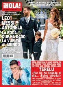 El Kiosko Rosa… 5 de julio de 2017: Revista Hola