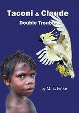 """Set in the Aussie outback, on Coorparoo Cattle Station, Taconi, a young aboriginal boy, deals with what life throws at him. Taconi has nightmares about his upcoming """"man"""" ceremony, and ancient Dreamtime Spirits stalk him with plans of their own. Tales from the Dreamtime, told around a corroboree fire, offer tribal history. Shows how tribes rely on nature, and only take from it what they need.  http://www.margotfinke.com"""