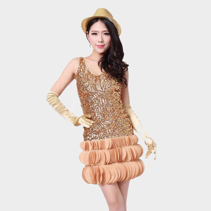 Cheap Chinese Folk Dance on Sale at Bargain Price, Buy Quality one piece  dress,