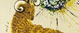 IdeaFixa » Salvador Dalí ilustra os 12 signos do zodíaco