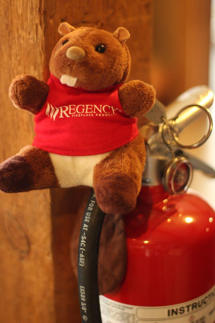 #regencyreggie ready for emergencies ;) @regencyfire