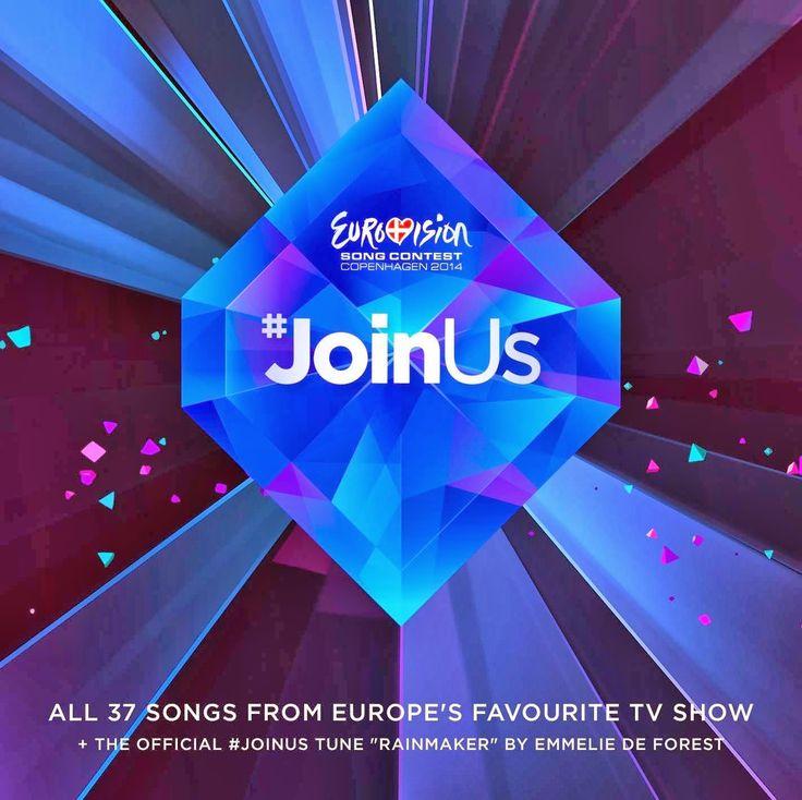 2014 #Eurovision Compilation Album/CD/Download