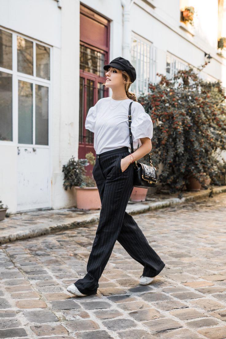 La Revue de Kenza / Kenza Sadoun el Glaoui  Typical parisian outfit