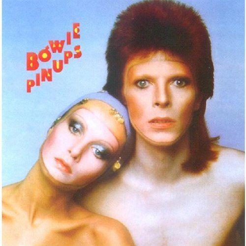 David Bowie - Pin ups (CD) #davidbowie